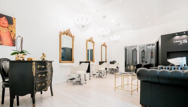Latelier Du 8 Salon De Coiffure Haut De Gamme à Paris