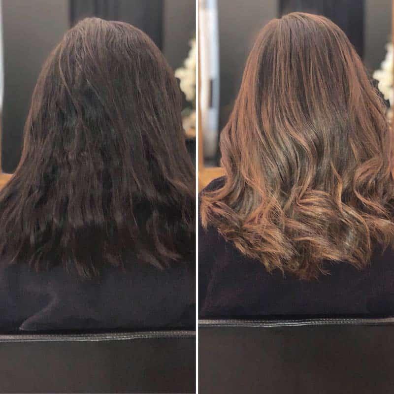 Couleur Cheveux Lisse 2018 | Coiffures Cheveux Longs